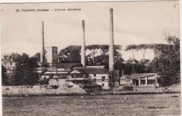 CUGAND - L'Usine D'Antiére  (voir état) - Other Municipalities