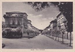 Italie,TOSCANA,1953,lucca ,corso Garibaldi,duché De Lucques(1815-1847),prés Mer Tyrrhéniennne,rare,avec Tampon - Lucca