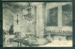 Méry - Le Chateau - Un Coin De Salle à Manger   - Abs50 - Mery Sur Oise