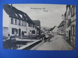 CPA Weissenburg (Allemagne) - Bruch - Weissenburg