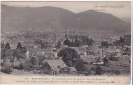 CPA 88 - VOSGES - REMIREMONT  -  Vue Prise Du Pied Du Fort Du Parmont - Remiremont