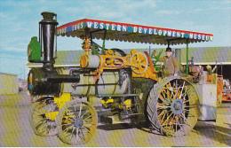 Canada 12-36 J I Case Steamer Western Development Museum Saskato