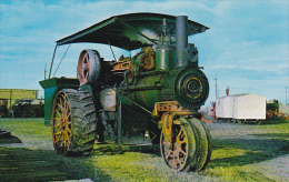 Canada American Abell Steam Engine Western Development Museum Sa