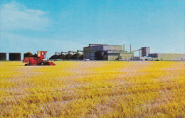 Canada Potash Plant Saskatchewan