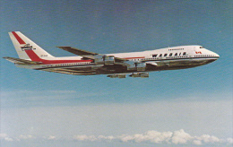 """Canada Wardair Boeing 747 CF-DJC The :Phil Garratt"""" - 1946-....: Moderne"""