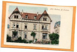 Bad Nauheim Milit. Kurhaus 1905 Postcard - Bad Nauheim