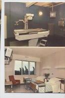 LE MANS :Clinique Sainte Croix S. A. 28bis Chemin De La Solitude - Salle De Radio - Une Chambre- Créat. Art.  Heurtier - Le Mans