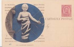 Regno 1899 - Mostra Di Bambole - Milano - - Tentoonstellingen