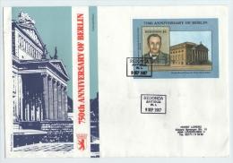 Old Letter - Redonda, Antigua - Antigua And Barbuda (1981-...)