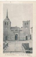 55.FRESNES EN WOEVRE FACADE DE L'EGLISE - Other Municipalities