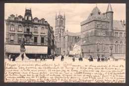 BE388) Gand / Gent / Ghent - St. Bavon Et Ruede Limbourg - Mailed 1900 - Gent