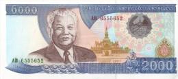 CAMBODGE - 2000 Riels 1997 - UNC - Cambodja