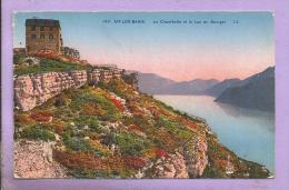 73 - AIX LES BAINS - Le Chambotte Et Le Lac Du Bourget - Aix Les Bains
