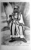 Oudjda : Marocaine En Costume De Mariée - Maroc