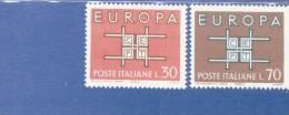 CEPT Ornament Italien 1149 - 50 ** Postfrisch - Europa-CEPT