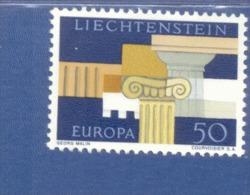 CEPT Ornament Liechtenstein 431 ** Postfrisch MNH - Europa-CEPT