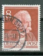 BERLIN - Mi-Nr. 94 Theodor Fontane Gestempelt - Berlin (West)