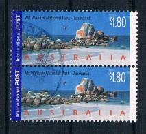 Australien 2004 Natur Mi.Nr. 2353 Senkr. Paar Gestempelt - 2000-09 Elizabeth II