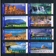 Australien Natur Kleines Lot Gestempelt - 2000-09 Elizabeth II