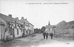 ¤¤  -  21  -  LE GAVRE   -  Dans La Forêt   -  Village De La Madeleine  -  ¤¤ - Le Gavre