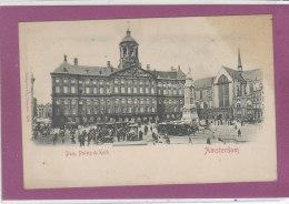 8 Cartes D ' AMSTERDAM - Amsterdam