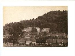 CP - ARLAY (39) Le Bourg Et Le Chateau D Aremberg - Autres Communes