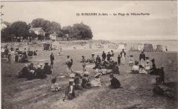 SAINT NAZAIRE -  La Plage De VILLE Es MARTIN - Saint Nazaire