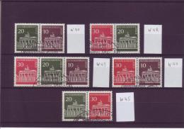 B Michel Katalog  W 41 - 45  Brandenburger Tor - Gebruikt