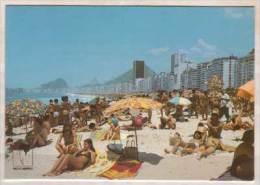 Rio De Janeiro , Praia De Copacabana - Copacabana