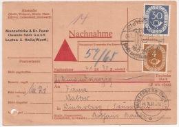B96 - Nachname 1952 - - DDR
