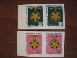 Dahomey 1970   MNH  429.30  Imperf Para - Benin – Dahomey (1960-...)
