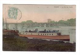 POISSY/78/Le Port Des Yachts/réf:5422 - Poissy