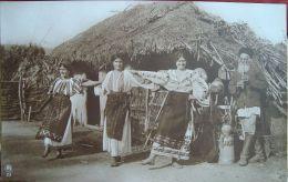 ROMANIA, Taranci La Hora 1910, Port Popular, Colectia A. BELLU - Roemenië