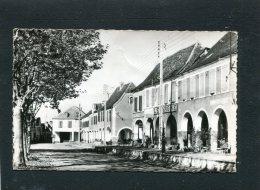 ARZACQ L ANCIEN MARCHE AU FOIE GRAS  CIRC   OUI   / 1962   EDIT - Autres Communes