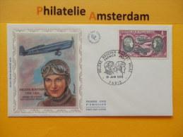 France 1972, FDC BOUCHER / AVIONS AIRPLANES VLIEGTUIGEN: Mi 1797, Y&T PA 47, - FDC