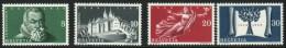SUISSE 1948 4 TP Traité De Westphalie Y&T N° 453 Neuf ** Et Révolution Neuchâteloise Y&T N° 454 Neuf ** EtEtat Conféd... - Schweiz