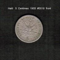 HAITI    5  CENTIMES  1905  (KM # 53) - Haiti