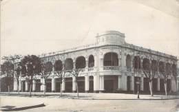 Congo - Banque Du Congo Belge, Elisabethville Lubumbashi (carte Photo) - Lubumbashi