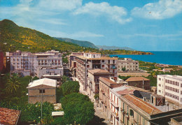 CEFALU' (PA) ZONA NUOVA E VIALE PRINCIPE UMBERTO 1966 - Palermo