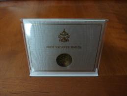 2 EURO SIEGE VACANT 2013 COFFRET ORIGINALE - DISCOUNT - Vatikan
