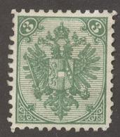 Bosnia And Herzegovina ANK# 4 I (Perf.10,5) (*) - Bosnien-Herzegowina