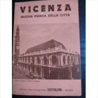 Plan De Vicenza, Italie, 1989 - Livres, BD, Revues