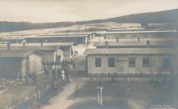 Camp De Prisonniers D'Hameln - Carte Photo - Guerra 1914-18