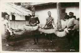 Cameroun - Ref 281- Compagnie Zoologique De Yaoundé - Zoo -carte Bon Etat - - Cameroun