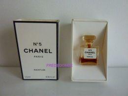 Miniature N°5 De Chanel - Version 2012 - - Modern Miniatures (from 1961)