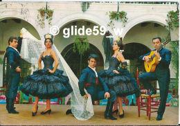 Ballet Espanol Los Flamencos En EL RELICARIO - N° 1013 - Danze