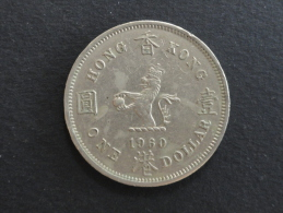 1960 - 1 Dollar Hong Kong - Hong Kong