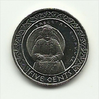 2012 - Santa Ysabel 5 Cents, - Monete