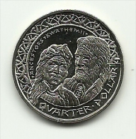 2012 - Santa Ysabel 25 Cents, - Altri – America