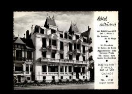 44 - LA BAULE - Hôtel Adriana - Carte Publicitaire - La Baule-Escoublac